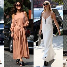 Váy maxi – bạn đã biết cách mặc chưa?