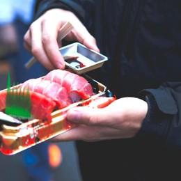 Sushi: món ăn nhanh duy nhất tốt cho sức khỏe?