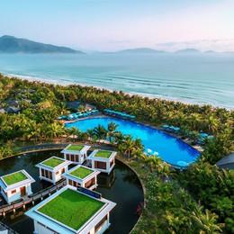 Chào nắng hạ tại Duyên Hà resort Cam Ranh