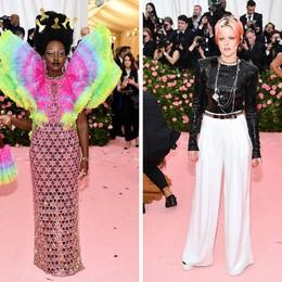 """Met Gala 2019: những bộ trang phục """"trào phúng"""" nhất trên thảm đỏ"""