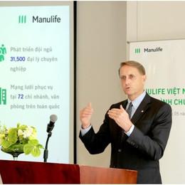 Manulife Việt Nam trên hành trình dẫn đầu về số hóa