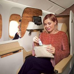 Ưu đãi hạng thương gia của Emirates