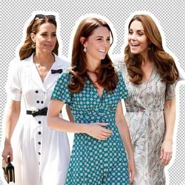 Diện váy vintage như công nương Kate Middleton, bạn đã biết cách chưa?