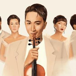 """Ra mắt album """"Trò chuyện"""" của violinist Hoàng Rob"""