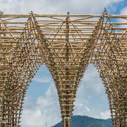 Macao: tiềm năng của tre trong kiến trúc sinh thái