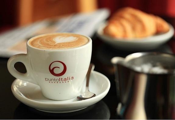 Có một nước Ý trong tách cà phê