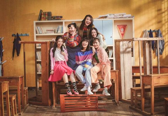 Dàn mỹ nhân hai thế hệ hội tụ trong phim mới của Nguyễn Quang Dũng