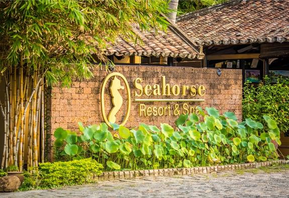 Seahorse Resort & Spa: ngôi nhà thứ 2 bên bờ biển