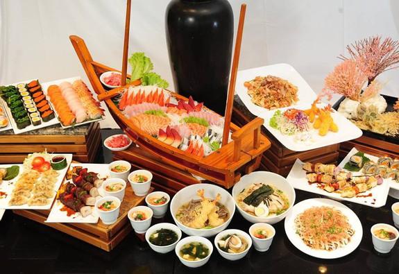 Konnichiwa Japan – Lễ hội buffet ẩm thực Nhật Bản tại Windsor Plaza