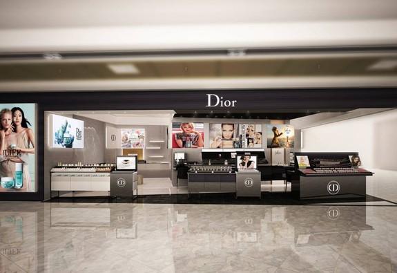 Dior khai trương Boutique lớn nhất Việt Nam
