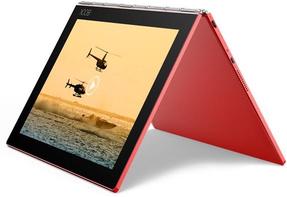 Mua Lenovo Yoga Book đỏ được 3 triệu đồng quà