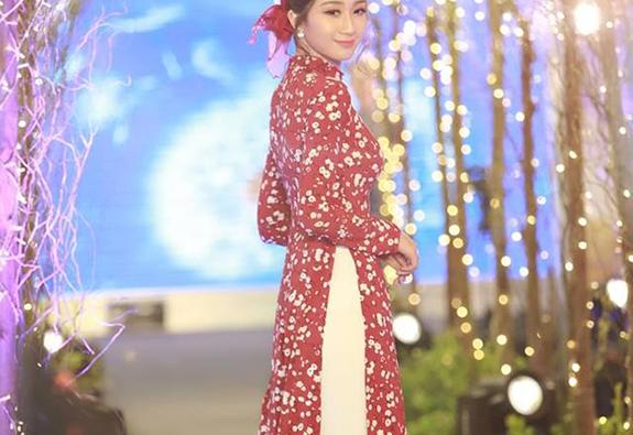 BST áo dài Love Story của Minh Minh Estyle