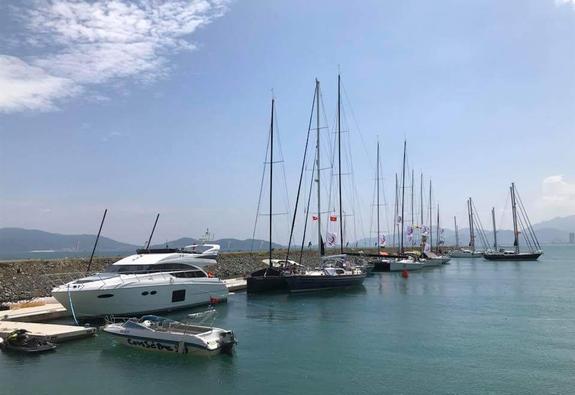 Ra mắt Câu lạc bộ du thuyền Ana Marina