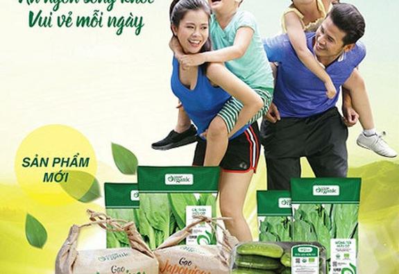 Saigon Co.op chính thức bán thực phẩm organic với nhãn hàng riêng