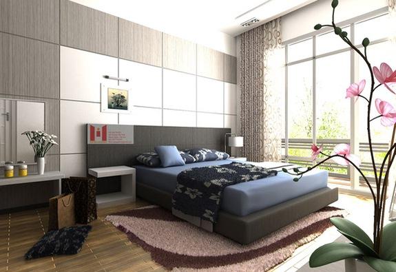 Để phòng ngủ thực sự là thiên đường
