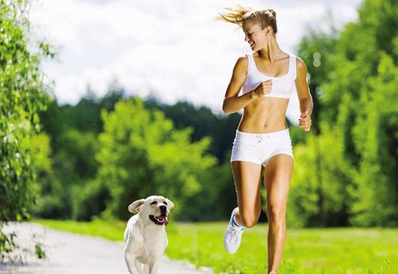 Nào mình cùng chạy bộ để... sống lâu!