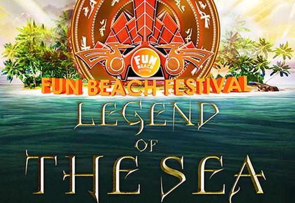Nghỉ lễ 30/4 - 1/5 với Lễ hội âm nhạc Fun Beach Festival 2017