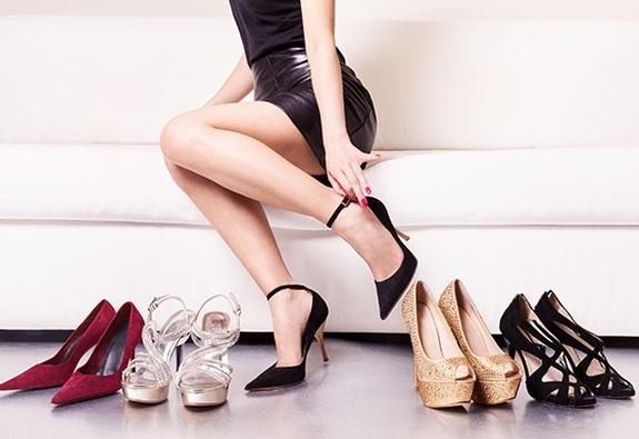 """Những """"tuyệt chiêu"""" giúp giày cao gót luôn mới - đẹp - bền"""