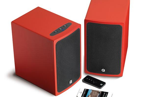 Q Acoustics BT3 - Dành cho người mê âm thanh di động