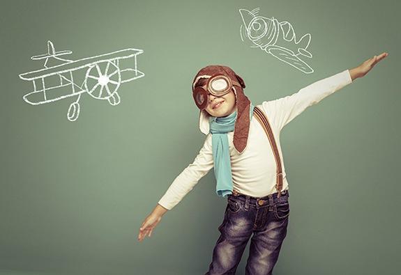 7 bí quyết tiếp thêm sự sáng tạo cho con