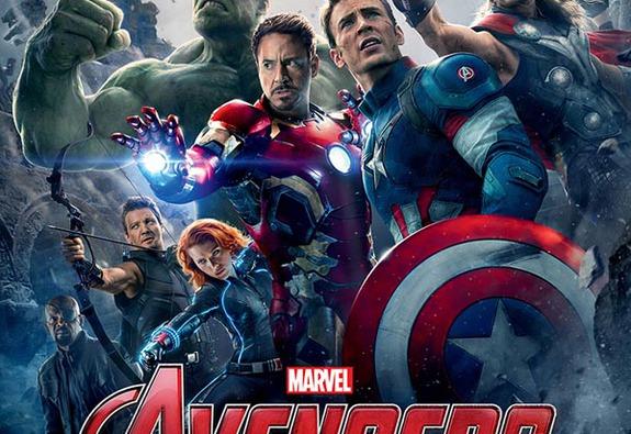 Avengers Age Of Ultron bom tấn được mong đợi nhất 2015