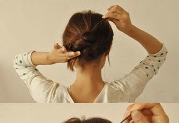 6 cách tạo kiểu tóc cực đẹp mà cực dễ