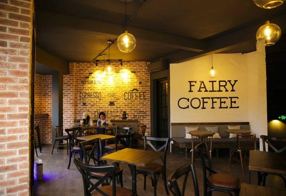 Ra mắt Fairy Coffee tại TP.HCM