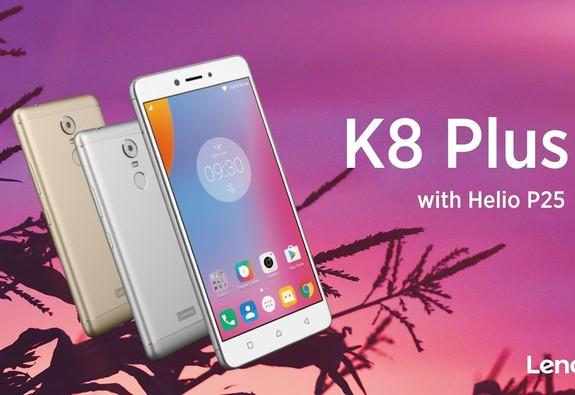 """Lenovo K8 Plus – trải nghiệm """"chất chơi"""" giá hợp lý"""