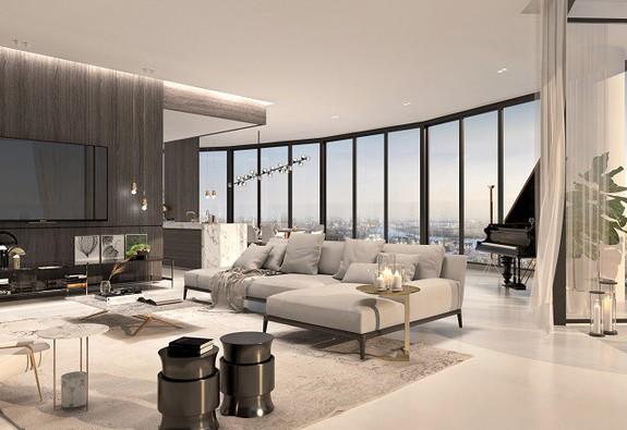 Ra mắt sáu căn Penthouse tinh tế bậc nhất cuối cùng tại City Garden