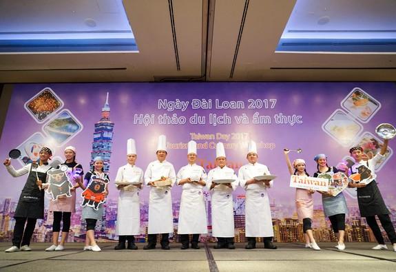 Ẩm thực Đài Loan đến với Việt Nam