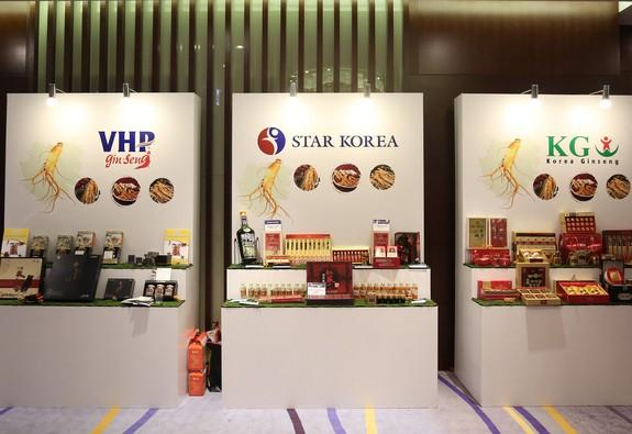 Nhân sâm Hàn Quốc khẳng định vị trí thực phẩm tiêu biểu vì sức khỏe Việt Nam