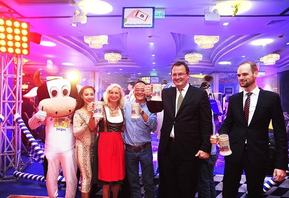 Lễ hội bia Đức 2017 tại Khách sạn Windsor Plaza