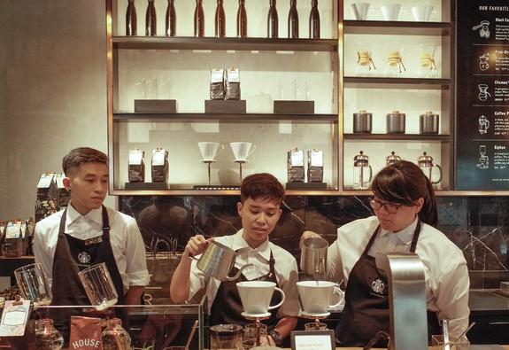 Starbucks kỷ niệm 5 năm có mặt tại thị trường Việt Nam