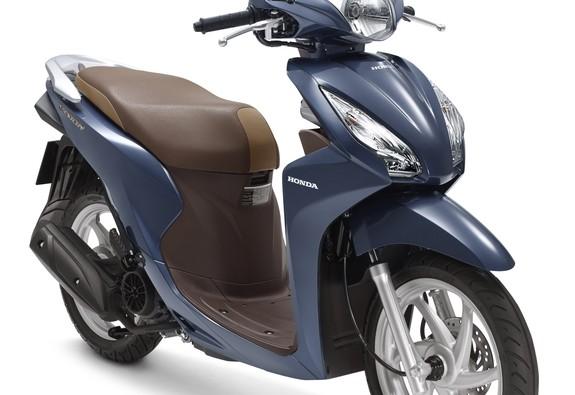 Honda Việt Nam giới thiệu xe ga Vision mới tích hợp smartkey