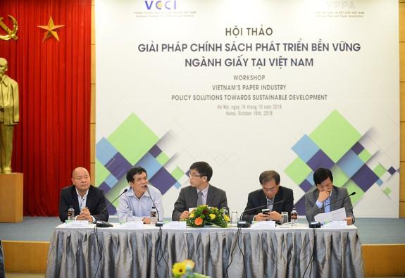 Tiềm năng ngành sản xuất giấy tại Việt Nam