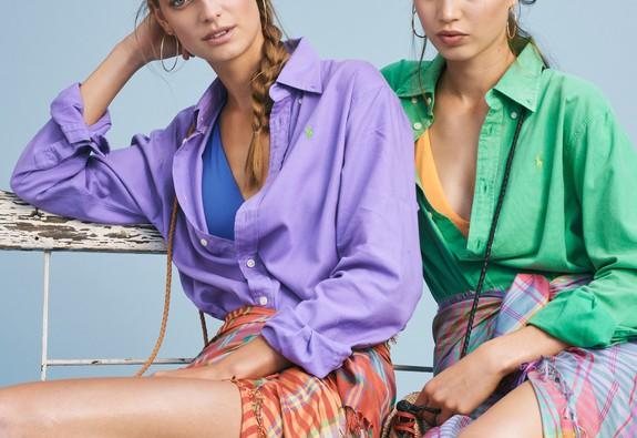 BST Xuân – Hè 2019 của Polo Ralph Lauren: những quý cô thanh lịch