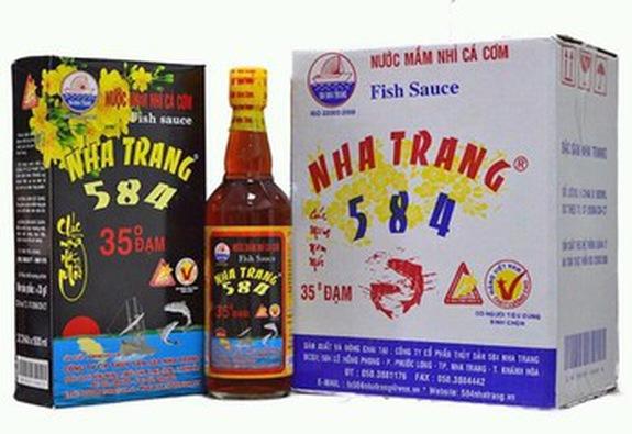 Nước mắm 584 Nha Trang: món quà dân dã của người Việt