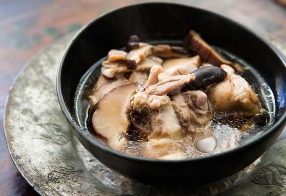 3 món canh gà nóng hổi và bổ dưỡng cho ngày lạnh