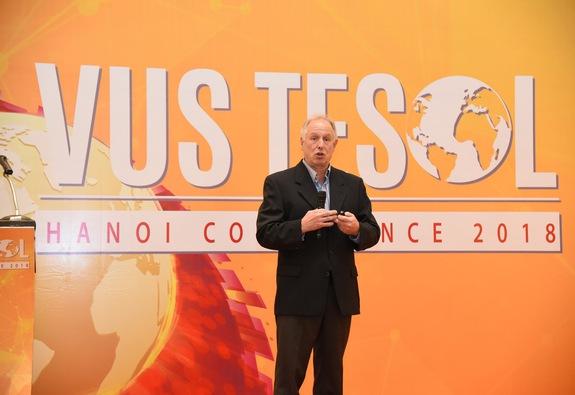 Hội nghị giảng dạy tiếng Anh chuẩn quốc tế đầu tiên tại Hà Nội