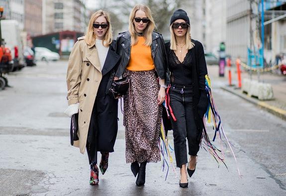 Các bí quyết chọn trang phục ấm mà đẹp cho mùa đông
