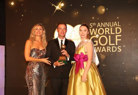 The Grand Hồ Tràm Strip nhận giải thưởng kép tại World Golf Awards