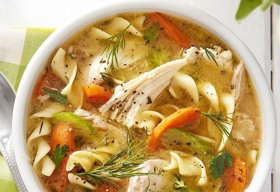 3 món súp nóng hổi bổ dưỡng lại dễ làm