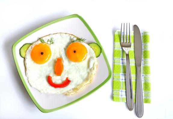 Bữa sáng và sự phát triển của trẻ nhỏ