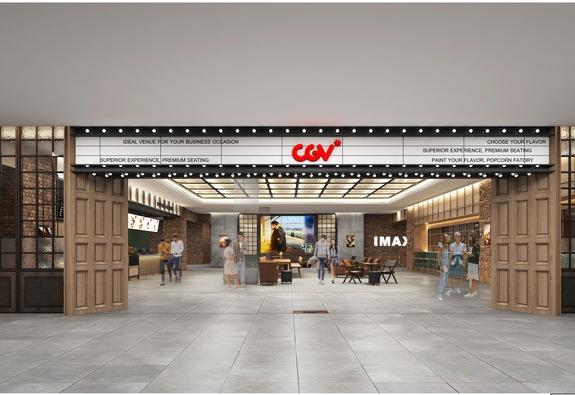CGV đồng loạt khai trương 5 cụm rạp mới trên cả nước