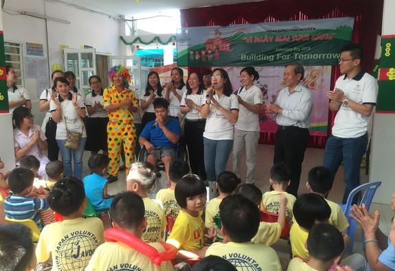 Điểm nhấn trong các hoạt động thiện nguyện của Ascott Việt Nam