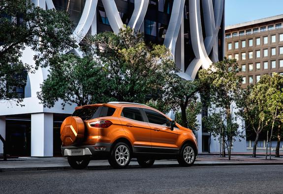 Ford EcoSport Mới có giá từ 545 triệu đồng