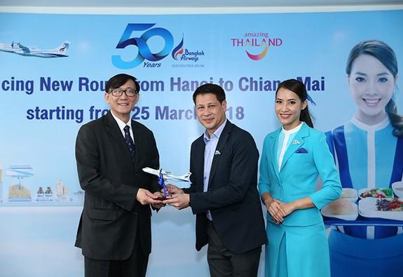 Đã có đường bay thẳng từ Hà Nội đi Chiang Mai