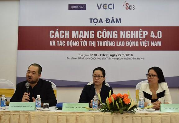 Cách mạng công nghiệp 4.0 ảnh hưởng thế nào tới thị trường lao động Việt Nam?