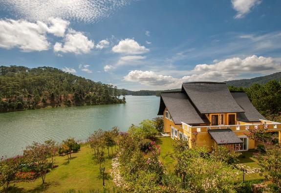 Kỳ nghỉ tuyệt vời tại Binh An Village Resort