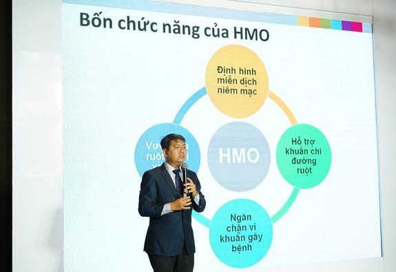 Nghiên cứu đột phá mới về HMO giúp tăng cường sức đề kháng cho trẻ